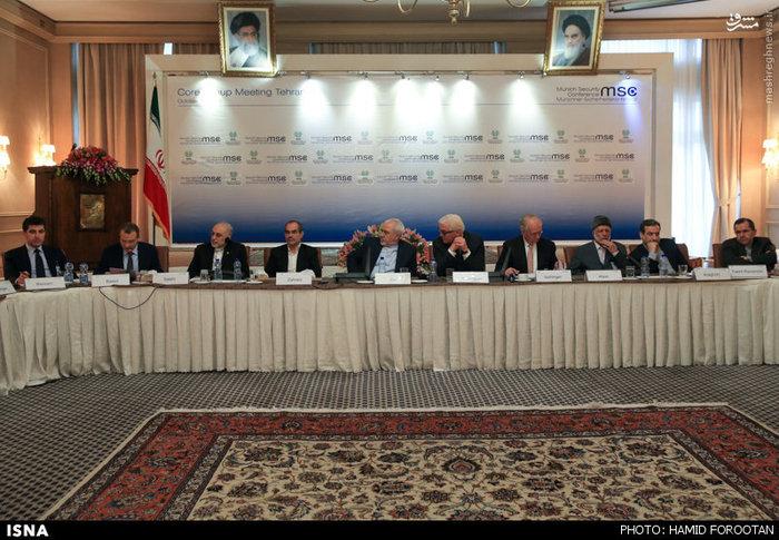 اولین اجلاس امنیتی مونیخ در تهران