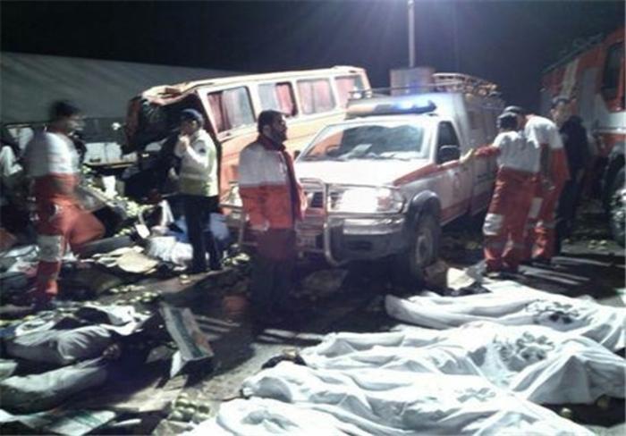 عکس تصادف حوادث واقعی حوادث قم اخبار قم اخبار تصادف