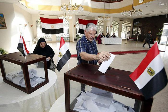 آغاز برگزاری انتخابات پارلمانی مصر
