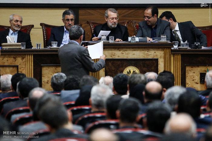 جلسه هیئت نمایندگان اتاق ایران