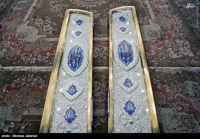انتقال دربهای حرمین عسکریین به سامراء