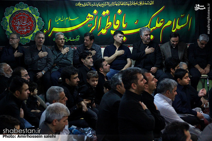 بزرگداشت سردار همدانی در حسینیه ثارالله تهران