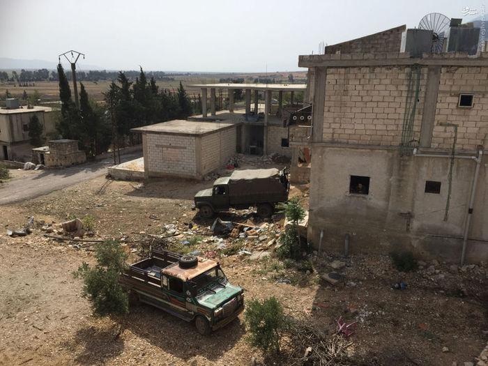 آزادسازی چندین روستا توسط ارتش سوریه