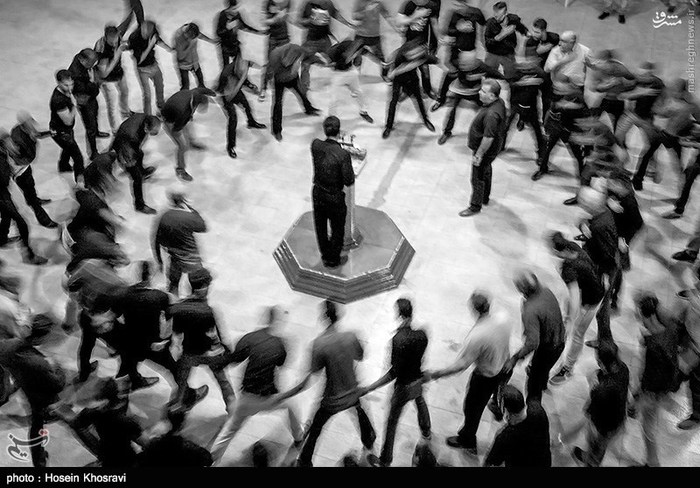 هیئت خوزستانی های مقیم شیراز