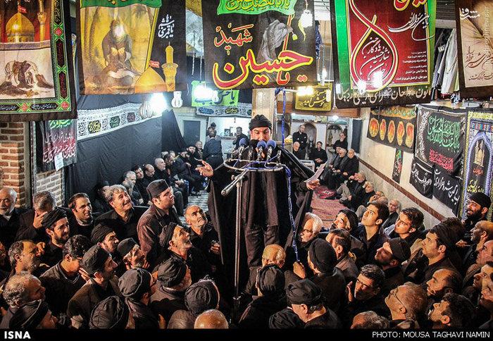 عزاداری ایام محرم در اردبیل