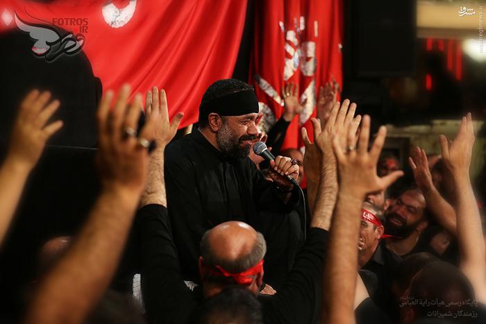 دانلود شب هشتم محرم 94 با مداحی حاج محمود کریمی + کد مداحی برای وبلاگ