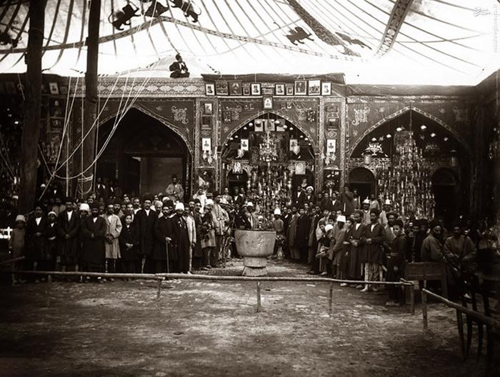 عزاداری مردم اصفهان در دوره قاجار