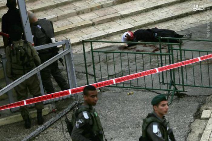 شهادت یک دختر فلسطینی در کرانه باختری