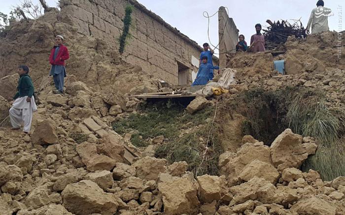 زلزله 8 ریشتری در افغانستان، هند و پاکستان