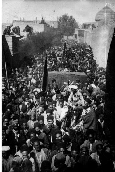 دسته هیئت ابوالفضل العباس(ع) - فرستنده: اصغر محمد زاده - آذربایجان شرقی, مراغه