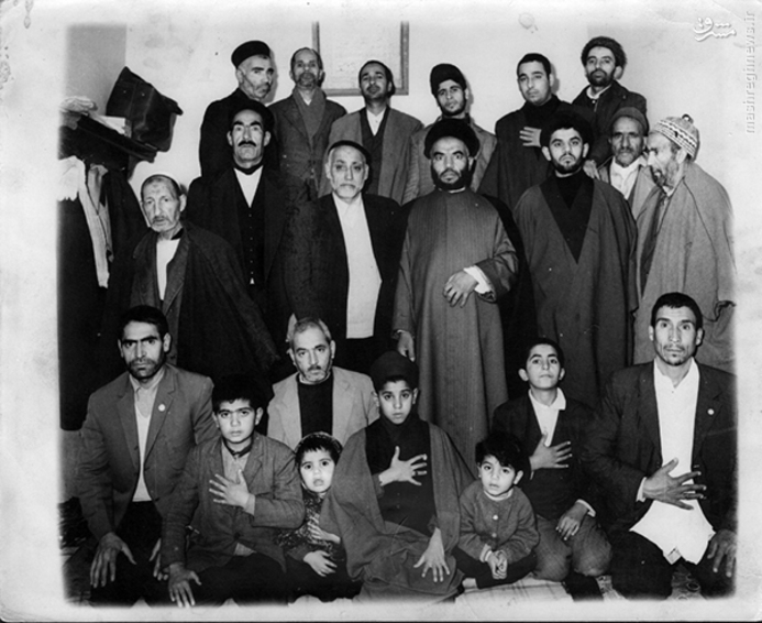 هیات حسینیون - فرستنده: سید باقر تکیه ای - قم