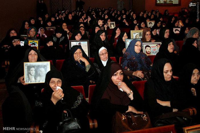 مراسم اولین نکوداشت 258 شهید استان گلستان
