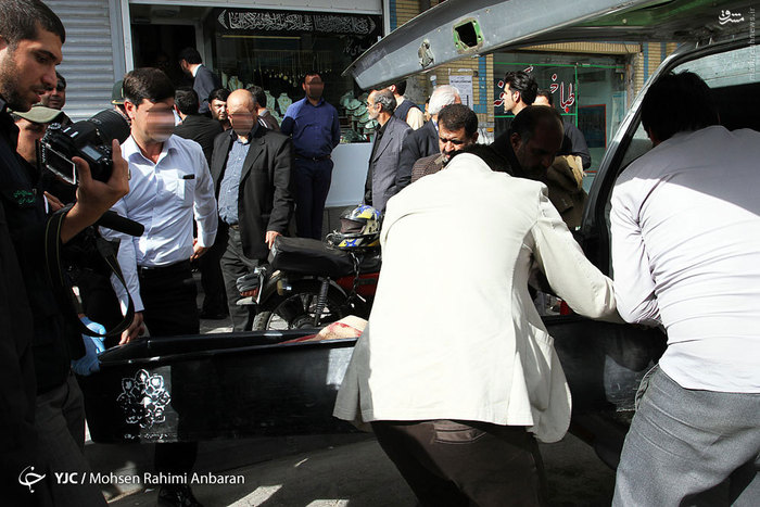 سرقت مرگبار از طلافروشی در مشهد