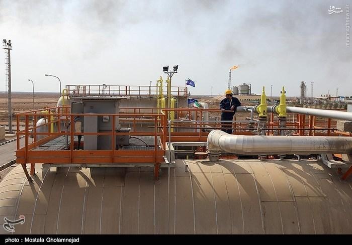 افتتاح طرحهای نفتی با حضور زنگنه