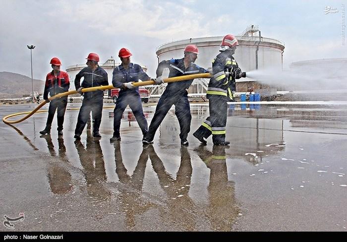 مانور عملیاتی امداد و نجات در حوادث شهری