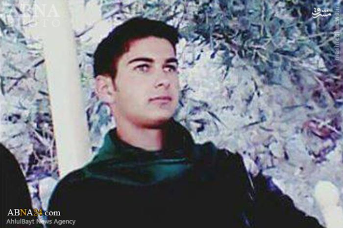 شهید «عبدالله زین الدین»