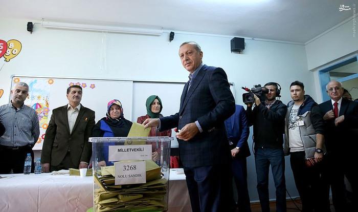 انتخابات پارلمانی ترکیه