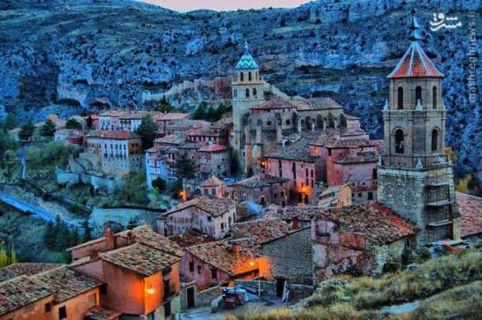 Albarracin ، اسپانیا