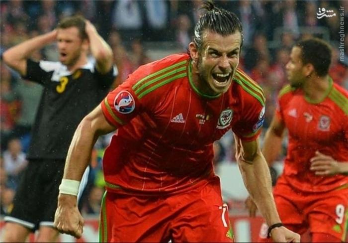 5- گرت بیل - رئال مادرید = ولز