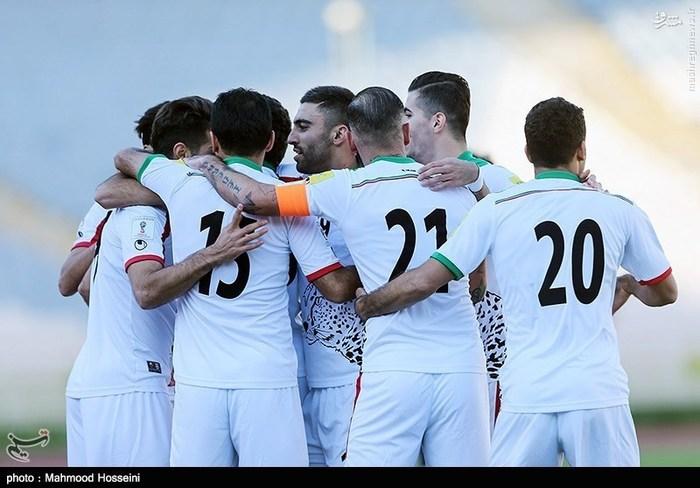 گزارش تصویری بازی ایران - ترکمنستان
