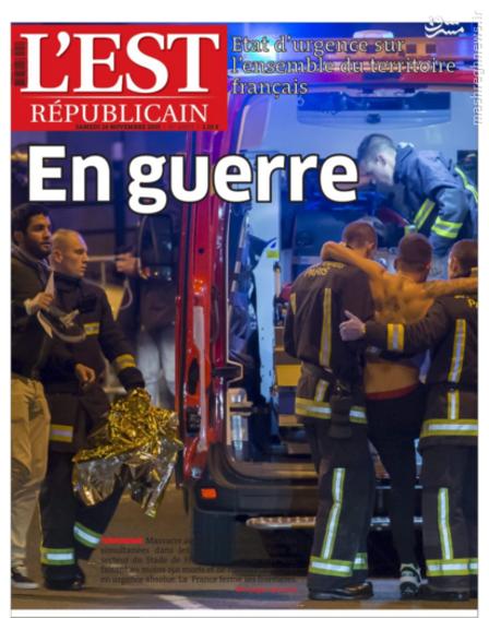 روزنامه L'Est Republicain فرانسه: