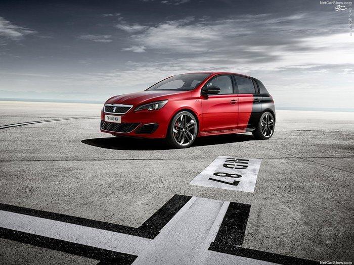 پژو 308GTI برای فروش در سال 2016