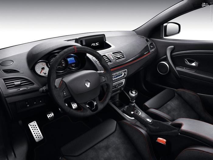 رنو مگان RS 275 محصول 2015