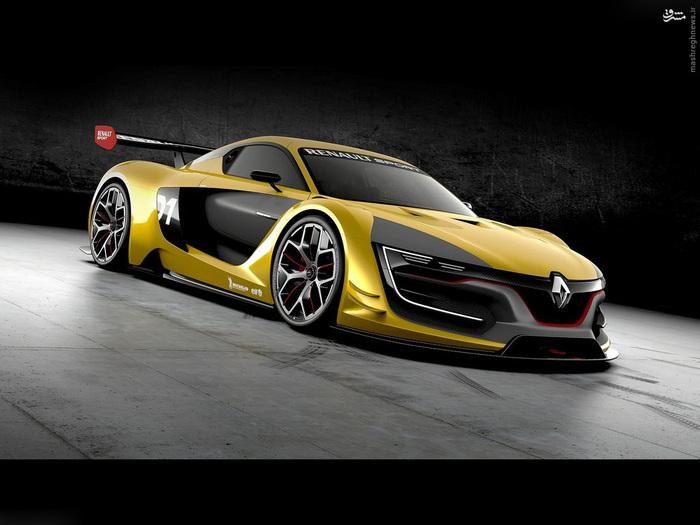 رنو اسپرت RS 01 (طرح اولیه) طراحی 2015