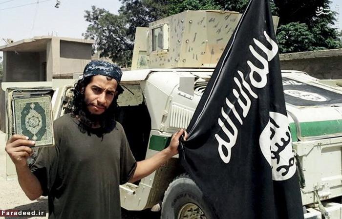 عبدالحمید اباوود مغز متفکر حملات تروریستی پاریس