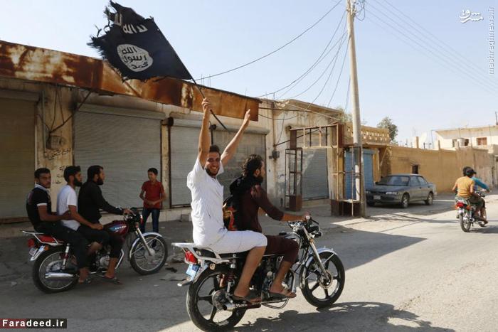 هوادارن داعش در