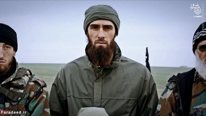 عضو خارجی گروه تروریستی داعش در