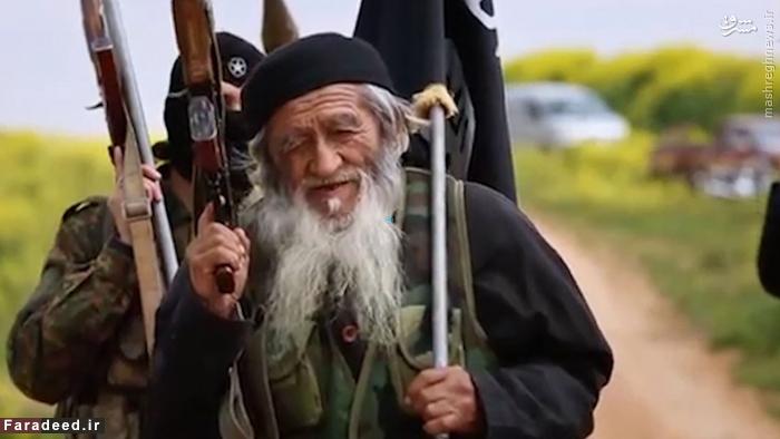 پیرمرد 80 ساله