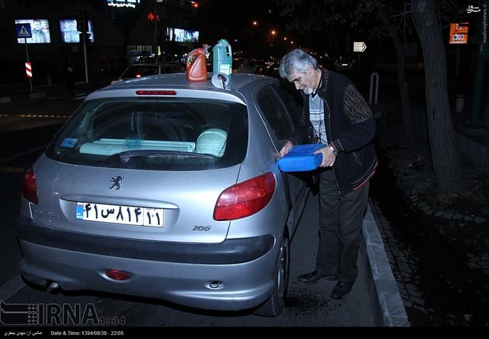 آخرین شب بنزین 700 تومانی