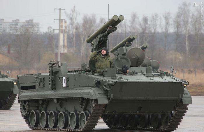 سامانه موشکی ضد تانک