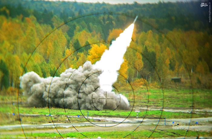 سیستم آتشبار موشکی
