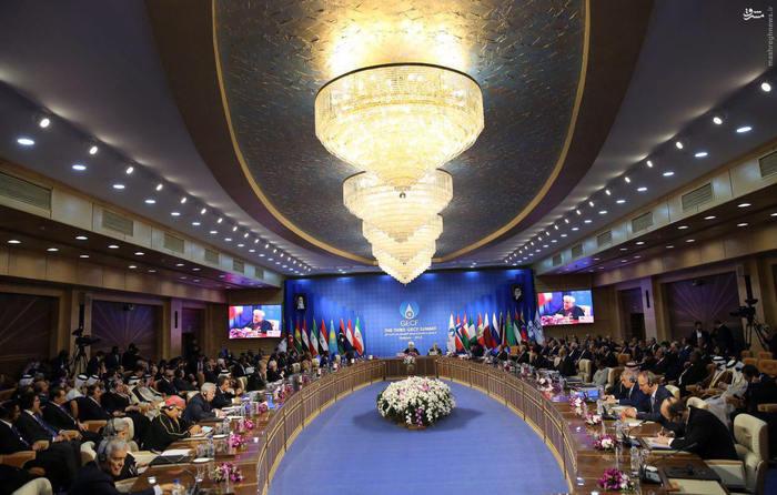 اجلاس سران مجمع کشورهای صادرکننده گاز