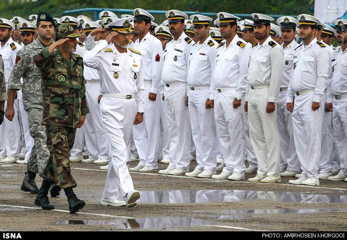 صبحگاه مشترک ارتش جمهوری اسلامی