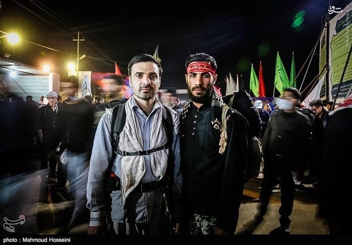 زائرین اربعین حسینی