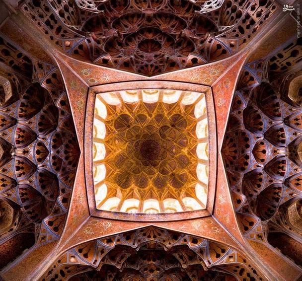 عمارت عالی قاپو، اصفهان