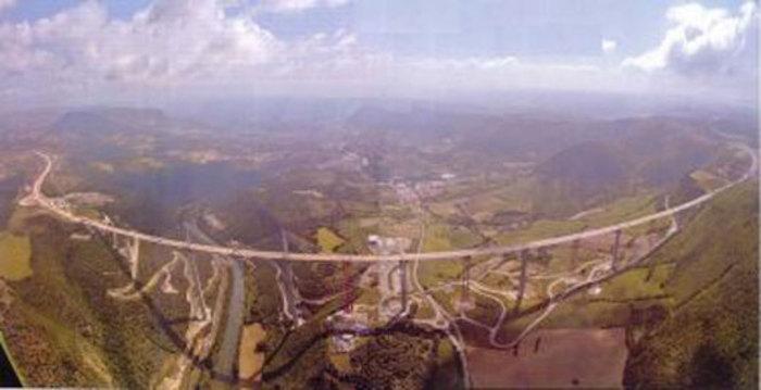 بلندترین پل در دنیا