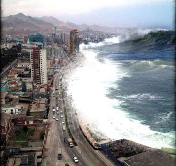 طوفان Tsunami