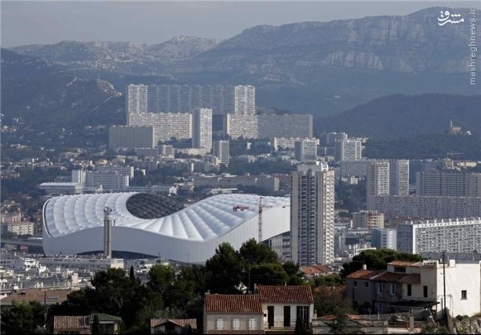 4- ورزشگاه ولودروم مارسی؛ گنجایش 67 هزار تماشاگر