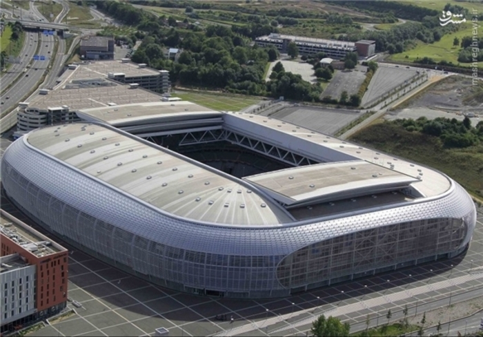 5- ورزشگاه پیر ماروی لیل؛ گنجایش 50 هزار تماشاگر