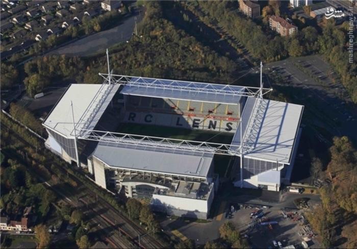 6- ورزشگاه لنس؛ گنجایش 35 هزار تماشاگر