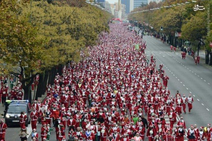 آغاز تعطیلات یک ماهه کریسمس در اسپانیا