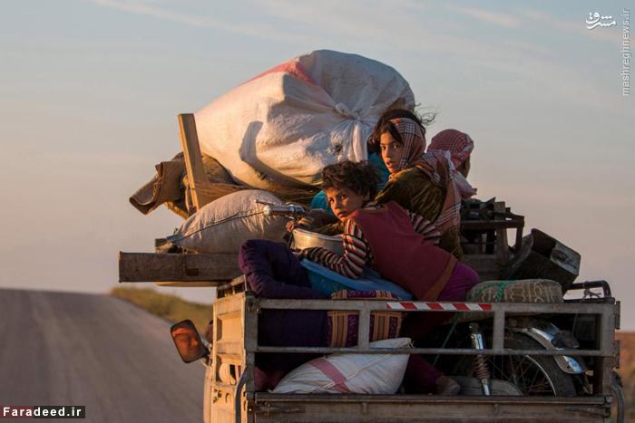 بازگشت ساکنان کرد سوریه به
