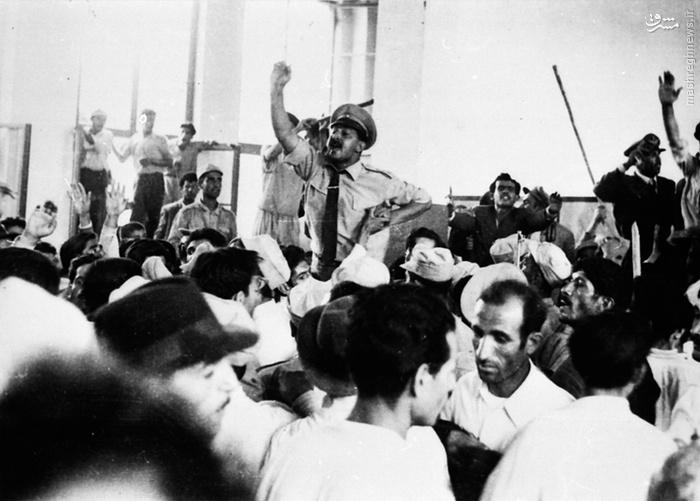 اشغال ساختمان رادیو دولتی تهران (19 اوت 1953، ساعت 13:30) (28 مرداد 1332)