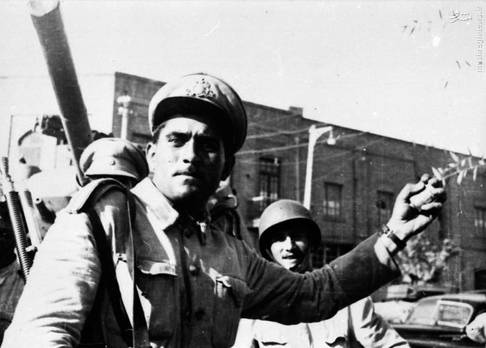 درگیری محافظان مصدق و مردان مسلح و احراز شدن کودتای نظامی (19 اوت 1953، ساعت 16:00) (28 مرداد 1332)