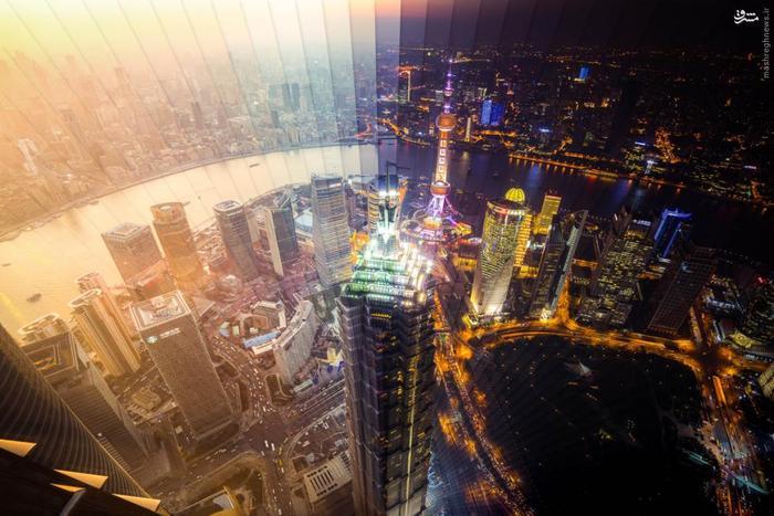 سیر روز تا شب شانگهای، کلانشهر گردشگری چین