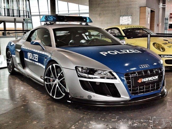 آئودی R8 GTR – قیمت: ۵۰۰ هزار دلار :::::::::::  آئودی R8 GTR محصول متخصصان تیونیگ در مرکز ابت (ABT) است و به طور قطع خودرویی است که پس از قانون شکنی در آلمان دوست ندارید با آن مواجه شوید. از ویژگی های آئودی R8 GTR می توان به قطعاتی از جنس فیبر کربن برای کاهش وزن، صندلی های مسابقه ای ریکارو، رنگ بازتابنده، و پیشرانه ۵٫۲ لیتری ۱۰ سیلندر خورجینی با توانایی تولید ۶۱۲ اسب بخار نیرو اشاره کرد. آئودی R8 GTR تنها طی ۳٫۲ ثانیه سرعت خود را از صفر به صد کیلومتر در ساعت می رساند.